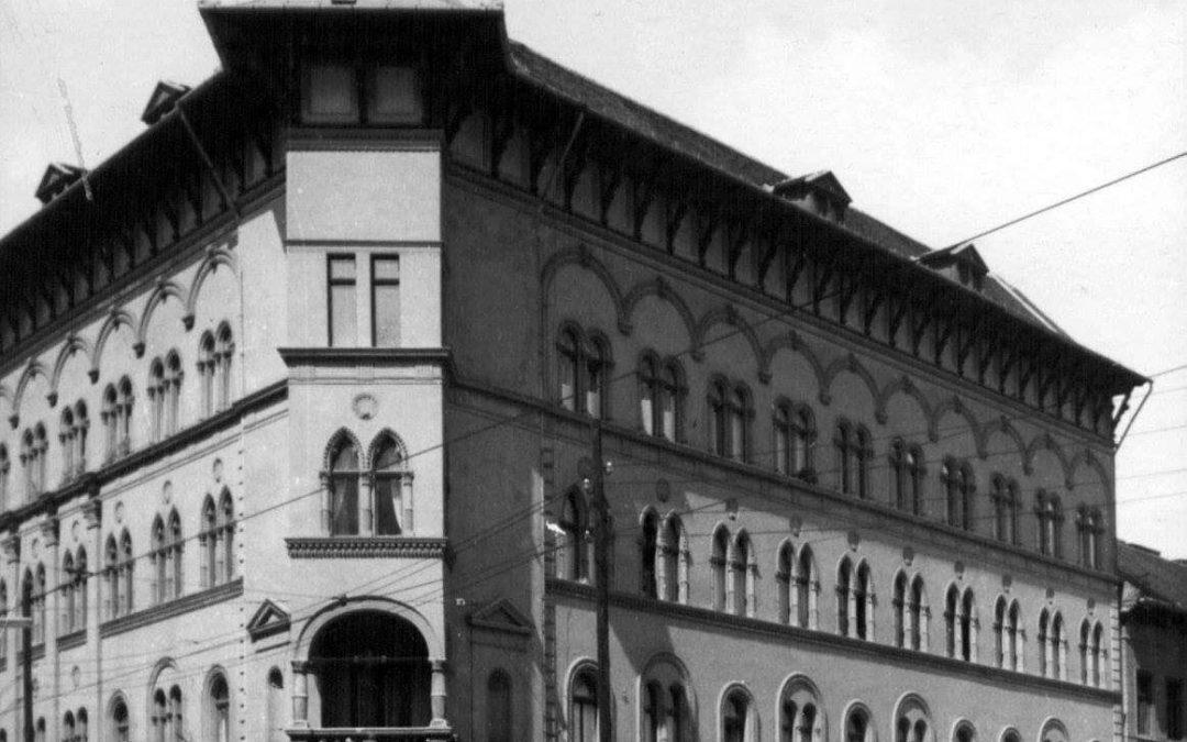 Az első pesti mozi is Erzsébetvárosban jött létre!