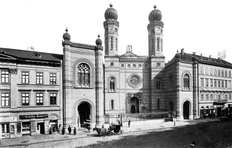 Ma lett 161 éves a Dohány utcai zsinagóga! 🎈