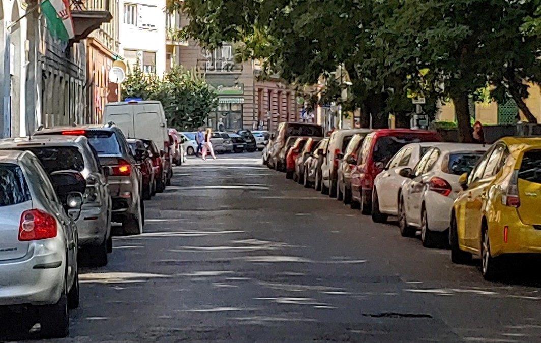 A forgalom jelentősen csökkent: a belső-erzsébetvárosi autósok pedig ha nem ragaszko…