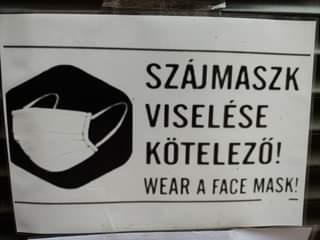 Megdöbbentően sokan nem viselnek már maszkot a városban…
