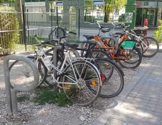 Tárolók nélkül kevesebben pattannak bringára: szavazz, hogy 180 ponton létesülje