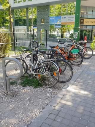 Döntöttek a budapestiek: kerékpártámaszok létesülhetnek városszerte és lesz gyal